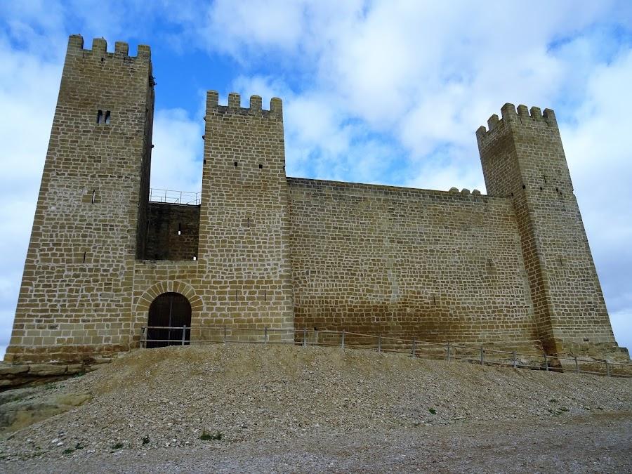 Castillo de Sádaba, Zaragoza