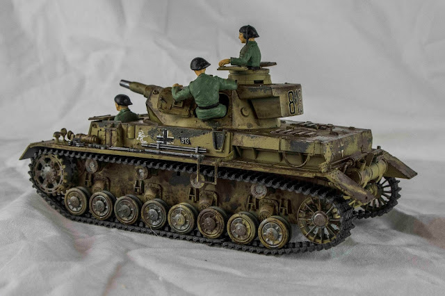 scale model Tamiya 1/35 Panzer