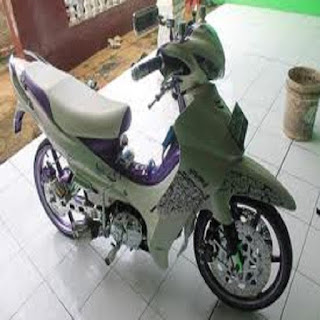 modifikasi motor jupiter mx 2008 modifikasi motor jupiter airbrush
