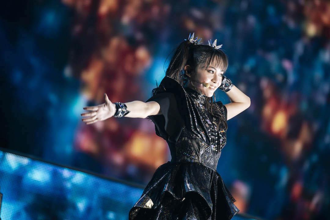 BABYMETAL - METAL GALAXY WORLD TOUR IN JAPAN [2020.07.16+BDRIP+RAR]