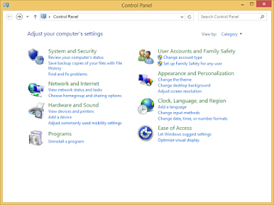 Cara Mengatur ODBC pada Windows 7 dan 8 64 Bit