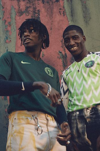 Nigeria and the perfect way to reinterpret a classic