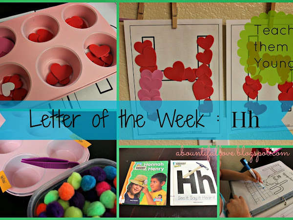 Letter of the Week : Hh