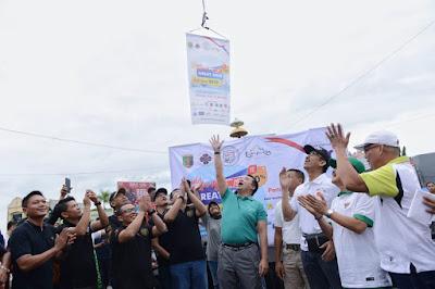 Bangkitkan Sektor Pariwisata Lampung, Gubernur Ridho dan IHGMA Luncurkan Lampung Hotel Great Sale 2019