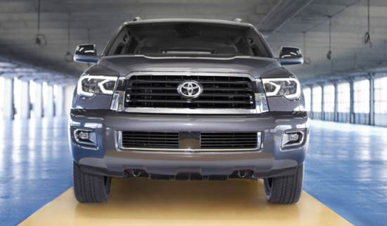 2020 toyota sequoia redesign and price
