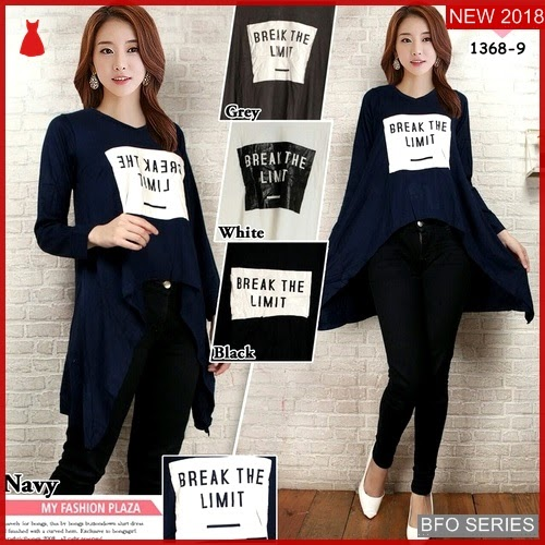 BFO203B138 BLOUSE Model BREAK THE Jaman Now LIMIT BMGShop