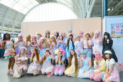 mintyfrills sweet lolita fashion cute pastel fairy kei