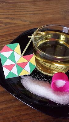 como hacer el álmibar,jarabe simple o syrup, con ron