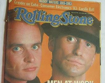 Rock On Vinyl Men At Work Two Hearts 1985 Bonus Tracks