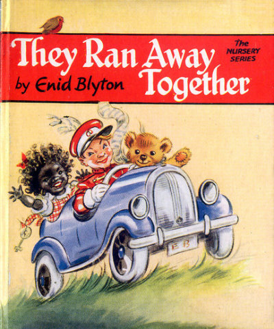 Enid Blyton They ran away together