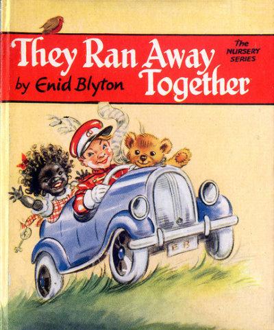Enid Blyton They ran away together