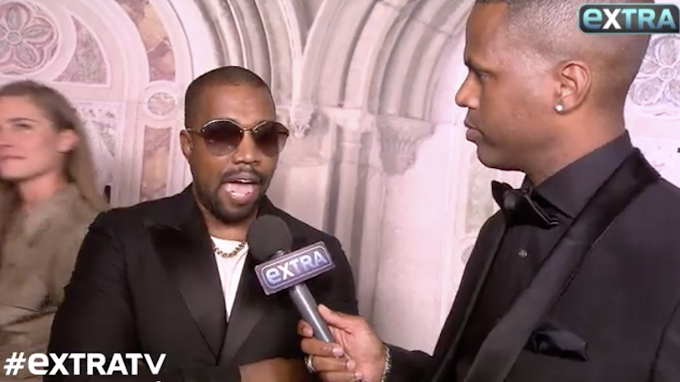 Kanye West falsely claims Kim Kardasian is attending Law School