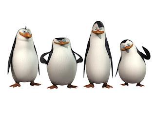 """Moja rodzina to """"Pingwiny z Madagaskaru"""""""