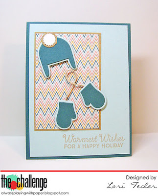 Warmest Wishes card-designed by Lori Tecler/Inking Aloud-stamps and dies from My Favorite Things