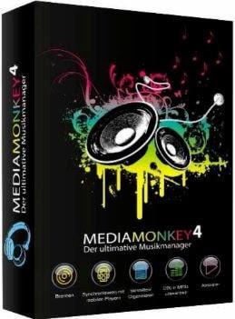برنامج, ميديا, مونكى, لتشغيل, جميع, صيغ, الفيديو, والصوت, MediaMonkey, اخر, اصدار