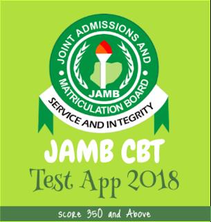 JAMB CBT Software 2019
