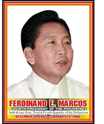 Resultado de imagen de Ferdinand E. Marcos