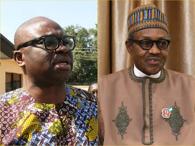 Nigeria must be restructured to foster Development and progress says Fayose