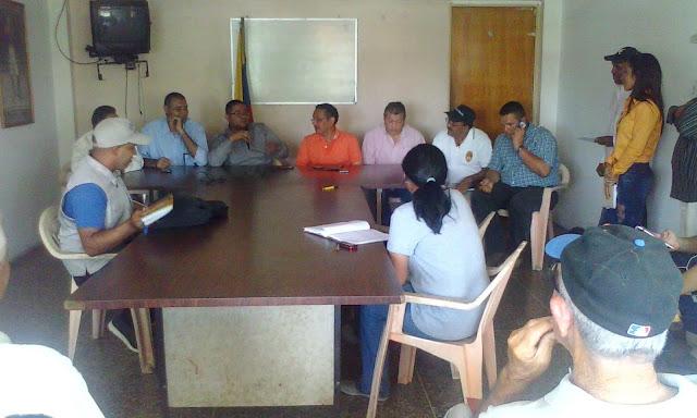 APURE: Rueda de prensa con el chavismo disidente en San Fernando.