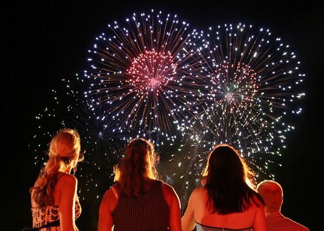 fiestas locales madrid 2013 Fireworks © Craig Toron
