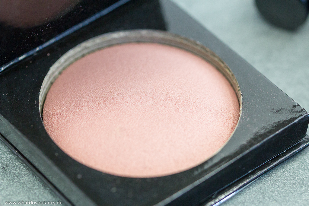 Alva Baked Rouge Shiny Pink