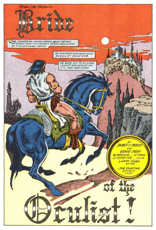 Conan the Barbarian (1970) Annual_11 Page 6