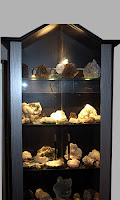 Vitrine Minerale
