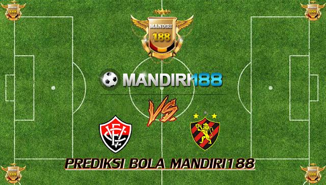 AGEN BOLA - Prediksi Vitoria BA vs Sport Club do Recife 13 Oktober 2017