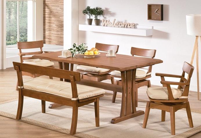 model meja makan kayu jati - Contoh model meja makan kayu jati paling trend