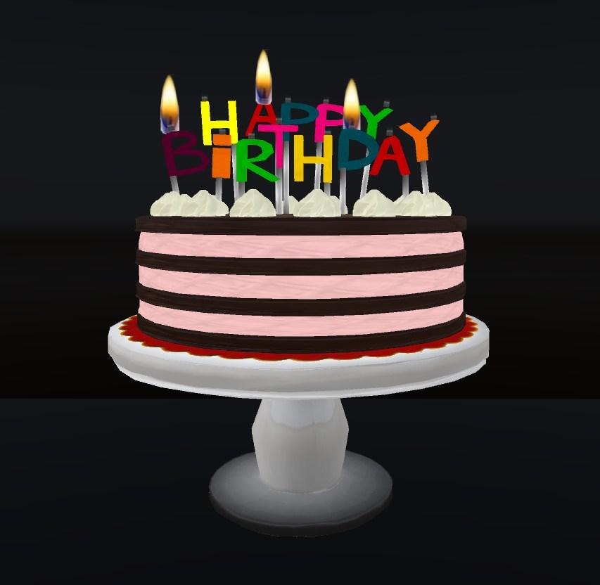 Happy Birthday Wally Cake