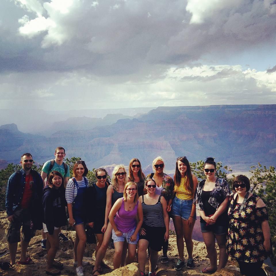 Trek America Grand Canyon