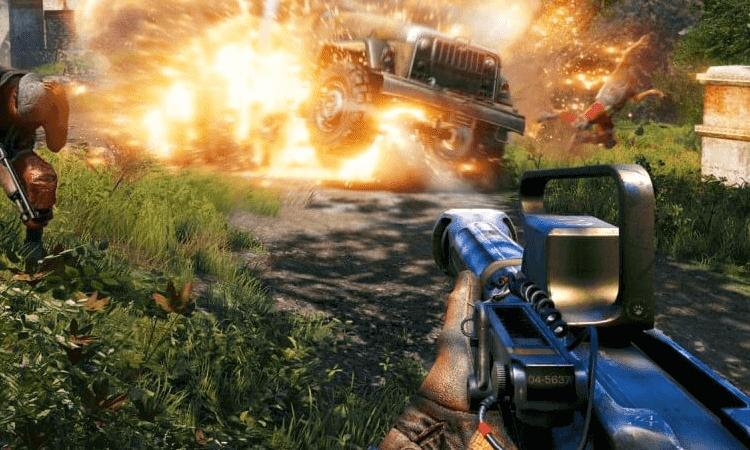 تحميل لعبة Far Cry جميع الإصدارات للكمبيوتر برابط مباشر