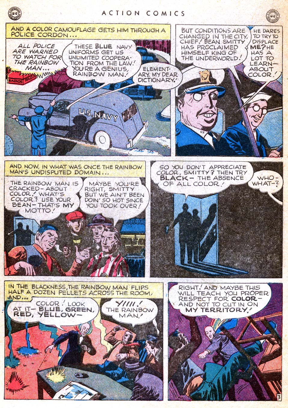 Read online Action Comics (1938) comic -  Issue #103 - 42