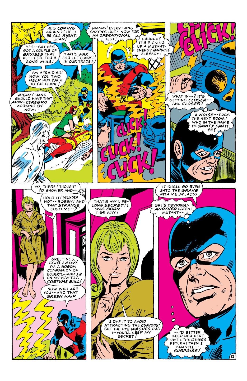 Uncanny X-Men (1963) issue 49 - Page 13