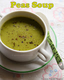 Peas soup recipe