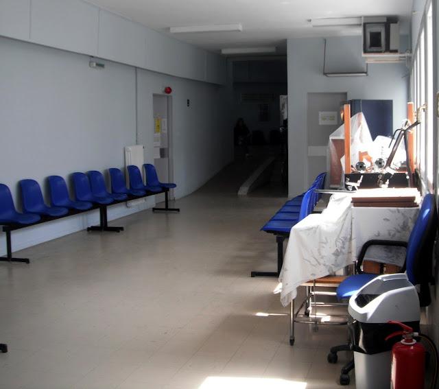 Ήγουμενίτσα: Το Κέντρο Υγείας Ηγουμενίτσας λειτουργεί πλέον στο κτίριο του ΤΕΠ, στη Ν. Σελεύκεια