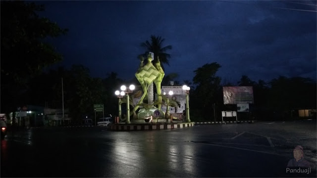 Monumen Ketupat Kandangan
