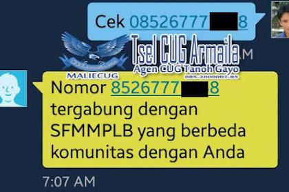 Nomor Tergabung Dengan UNSRILAYA dan SFMMPLB
