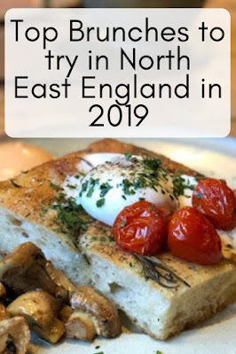 Top Brunches to try in North East England in 2019