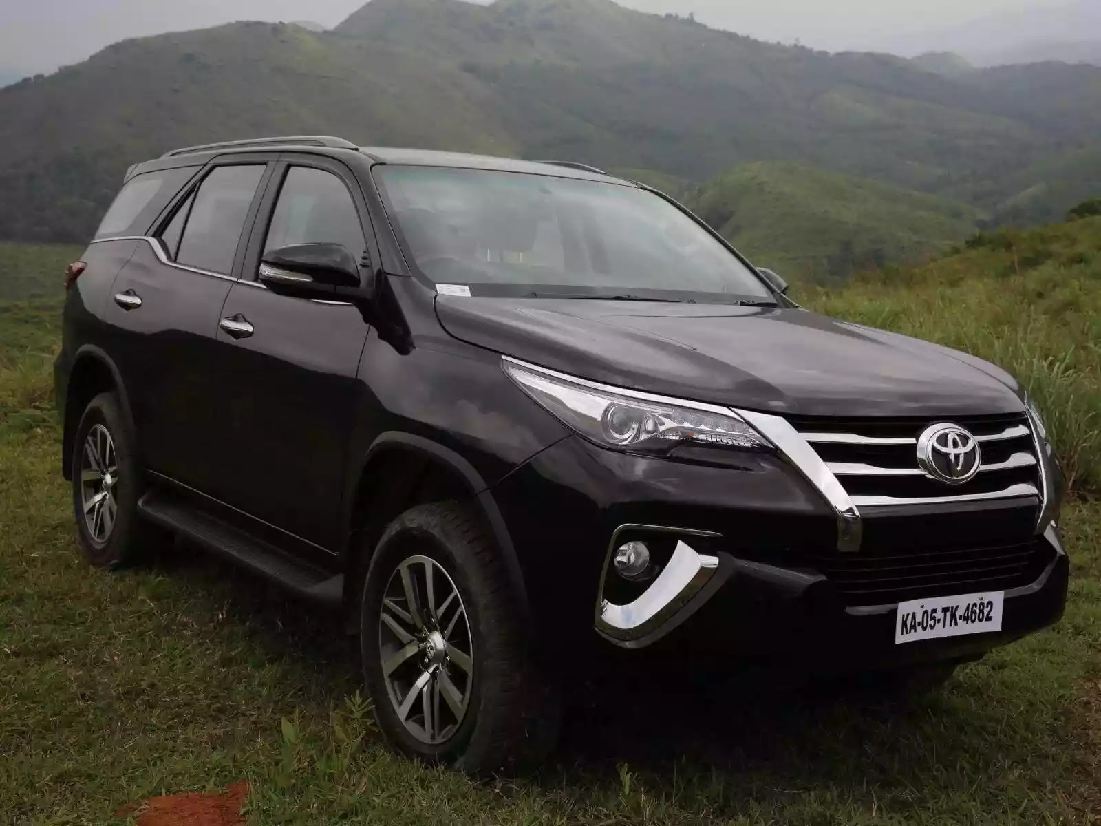 Toyota Suv Names >> Toyota Fortuner
