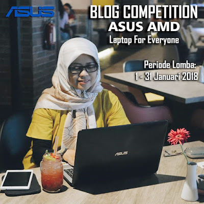 Asus amd laptop for everyone blog competition