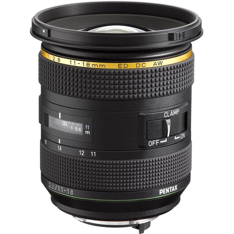 HD Pentax-DA ★ 11-18mm f/2.8 ED DC AW