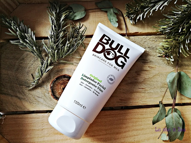 BULLDOG Skincare men cuidado facial barba beauty belleza