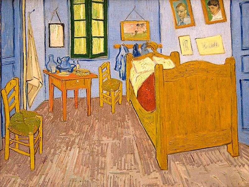 VanGoghBedroom