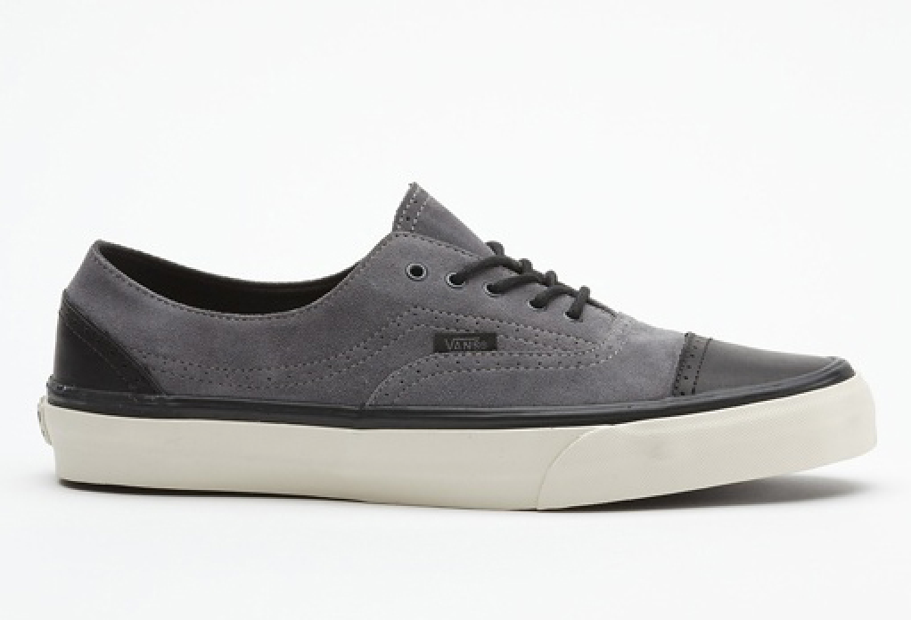 3f6e4da5a0 Vans just dropped new Vans CA at Sole Academy including these Vans CA Suede  Era
