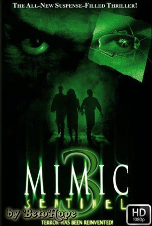 Mimic 3 [1080p] [Latino-Ingles] [MEGA]