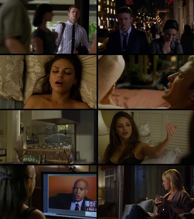 Friends with Benefits 2011 Dual Audio Hindi 480p BluRay
