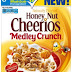 Review of 3 New General Mills Cereals: Honey Nut Cheerios Medley Crunch, Fiber One 80 Calories Chocolate Squares and Peanut Butter Toast Crunch
