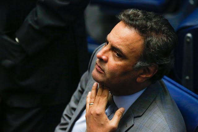 Aécio Neves é alvo de operação da PF e do MPF após delação da JBS