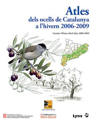 Atles dels ocells de Catalunya a l'hivern 2006-2009